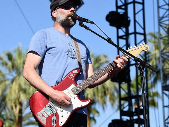 Doug Martsch will perform with Built to Spill on May 27 at the Vogue.