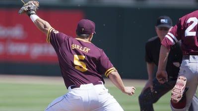 Arizona State's Joey Bielek.