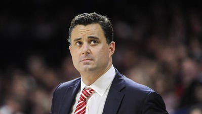 UA basketball coach Sean Miller