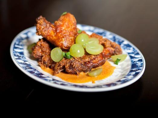 Brooklyn chefs reclaim asian fusion for Aura thai fusion cuisine new york ny