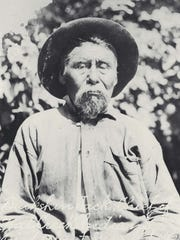 Buckskin Jack was headman of the Atsugewi, of the Hat