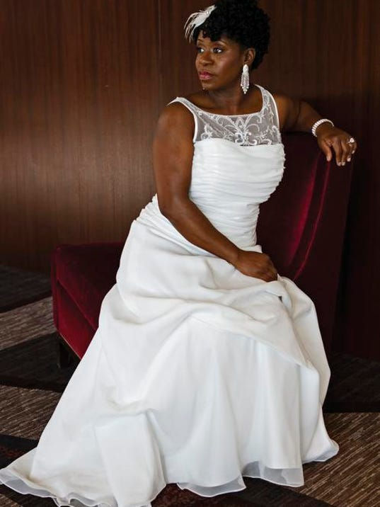 More bargains for brides: Goodwill Wedding Gala dresses still ...