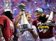 Alabama breaks away to win CFP semifinal