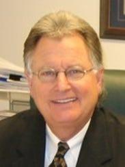 Wichita County Treasurer Bob Hampton is running for