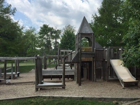 Burris Backyard playground