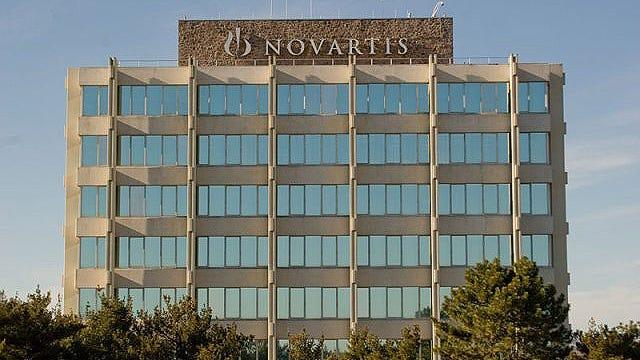 Novartis East Hanover campus