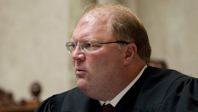 Former Wisconsin Supreme Court Justice Michael Gableman.