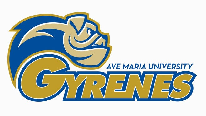 Ave Maria University Gyrenes Logo