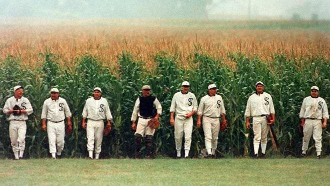 Before the book and the movie, a Shelbyville man built his own field of dreams, for softball.