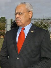 Louisiana Racing Commission member Donald Cravins Sr., who is a former state lawmaker who also served as Opelousas mayor.