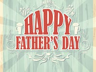 Happy Father's Day Background