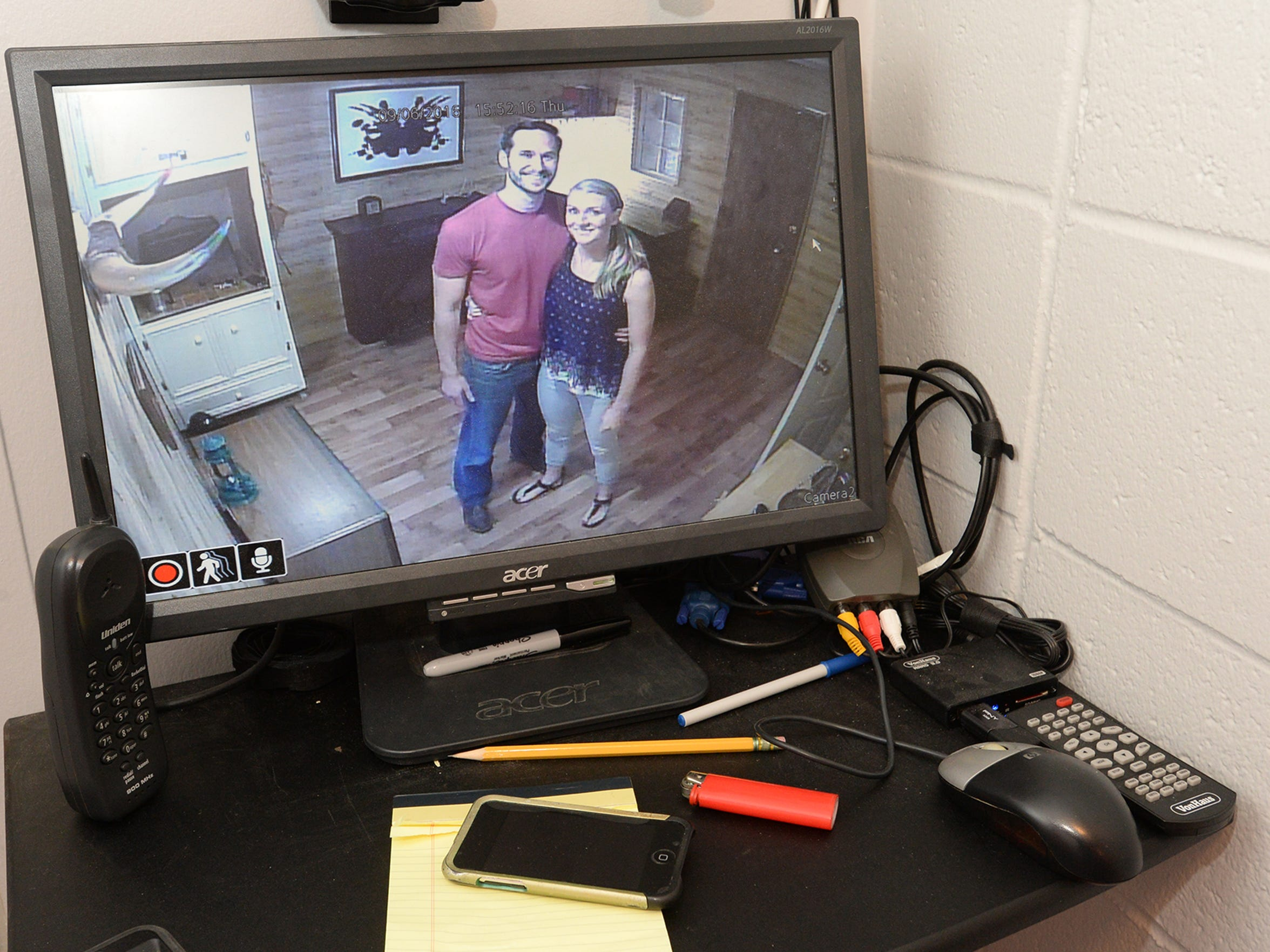 Will and Kim Rutherford own Escape Artist Greenville,