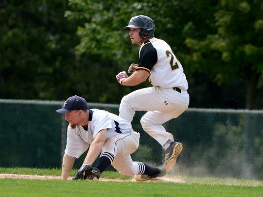 Stewartstown vs York Township baseball