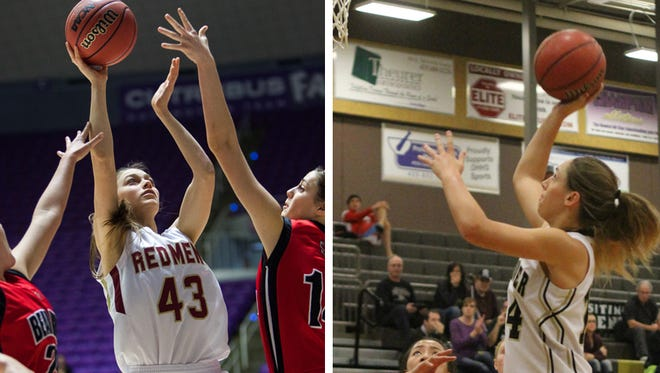 Cedar's Shana Foley and Desert Hills' Kenzie Done are just two local players mentioned in this week's blog.
