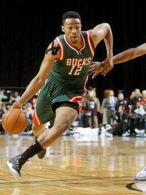 Milwaukee Bucks rookie forward Jabari Parker will miss the rest of the season with a left knee injury.
