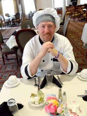 Chris Faris serves as executive chef and director of dining services at The Legacy at North Augusta where he works. He chefs for his type 1 diabetic son at home as well as offers diabetic-friendly fare for residents living where he works.