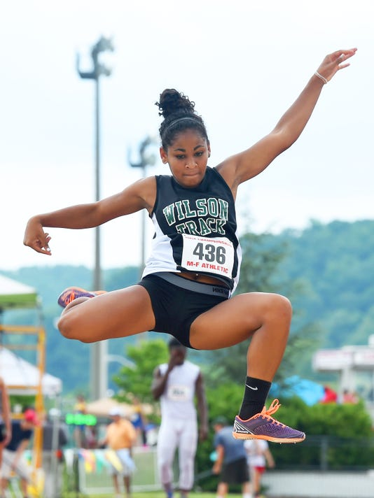 2A state track championships - day 1