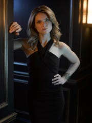 "Erin Richards as Barbara Keane in Season Two of ""Gotham."""