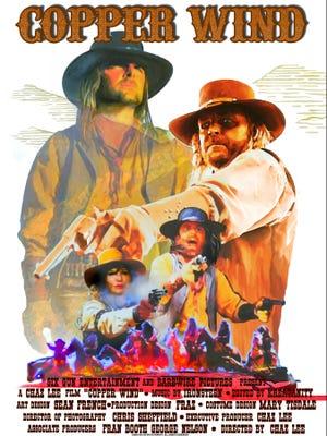 """Copper Wind,"" a Western filmed entirely in Arizona, premieres in Prescott on Saturday, Oct. 24."