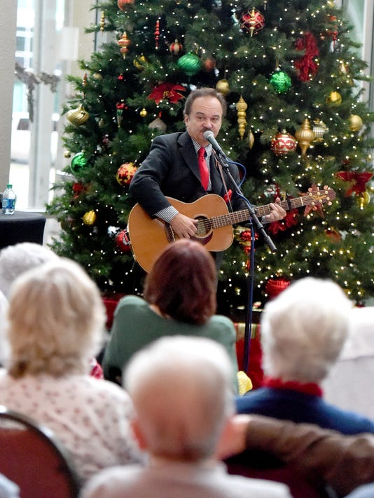 Jimmy Fortune's Augusta Health concert