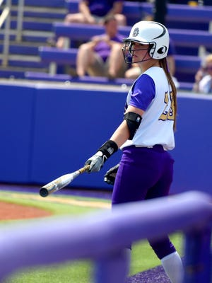 James Madison's Megan Good has been named the CAA Player of the Week twice this season.