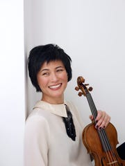 Violinist Jennifer Koh will perform Nov. 10-12 with the Milwaukee Symphony.