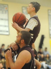 Stuarts Draft's Bryce Carter gives Nate Carter a boost
