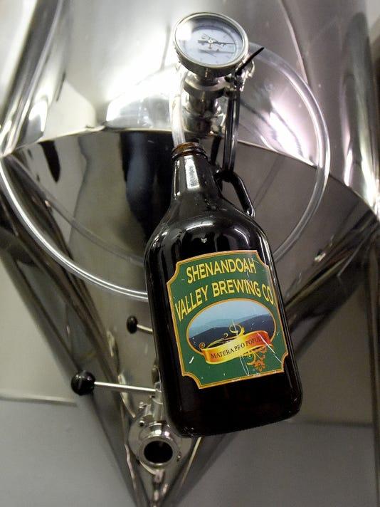 BEER -- Shenandoah Valley Brewing Company