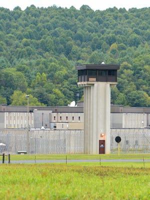 Augusta Correctional Center in Craigsville.