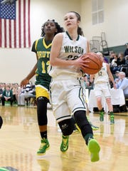 Wilson Memorial's Lexi Deffenbaugh is the All-City/County