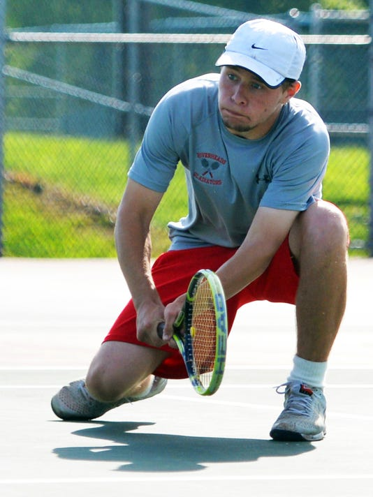 Group 2A Conference 36 Tennis Doubles
