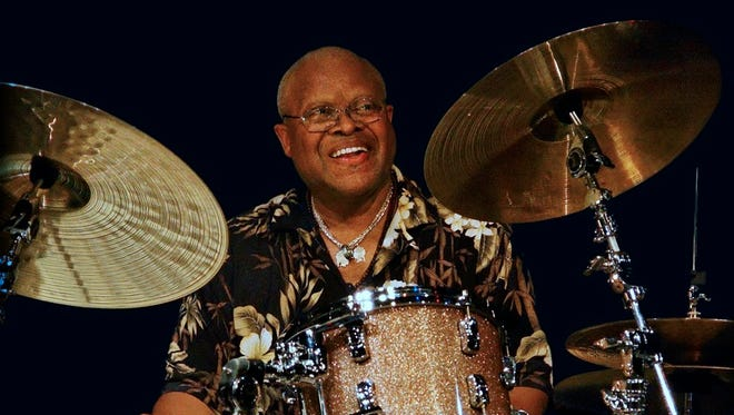 A life-sized wax figure of Jaimoe will be added today during the unveiling of the grand opening of the 2,500-square-foot Mississippi Music Experience at the Iron Horse Grill in Jackson.