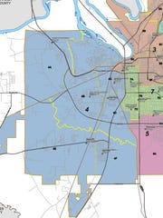Montgomery's District 4