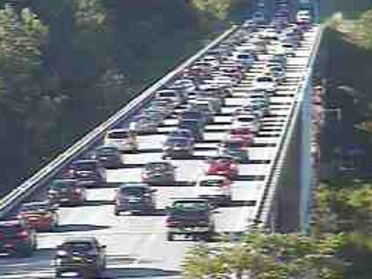 Taconic State Parkway traffic July 20 2016
