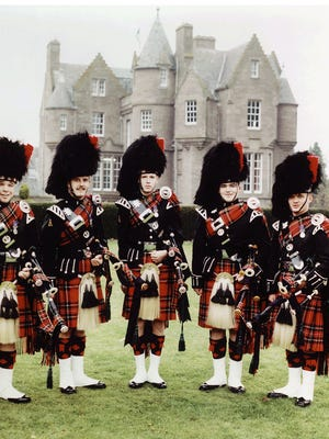 In Scotland, the Scottish people have a different slang that's completely alien to us.