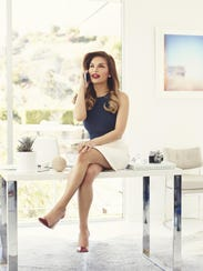 When in L.A., Jordana Woodland, CEO of Naked Princess,