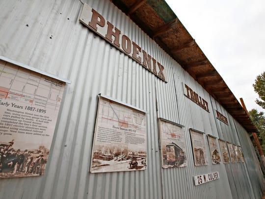 Last Historical Phoenix Trolleys Must Leave Hance Park