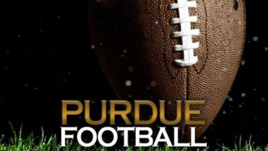 Purdue football on the road today.
