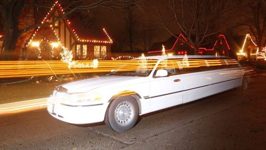A limousine company is issued the first-ever probationary permit. by the Des Moines City Council.