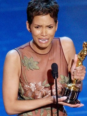 """In 2002, Halle Berry became the first Black woman to be named best actress at the Oscars, unfortunately for the film """"Monster's Ball."""""""
