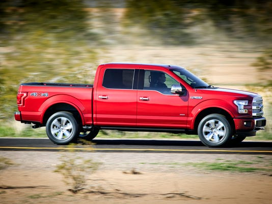X Img Media Usatoday Gene 1 Q36a3aqm Jpg Ford Had The Only Pickup Truck That Aced Iihs Crash Tests
