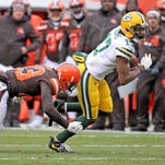 Davante Adams hopes to keep making plays for Packers