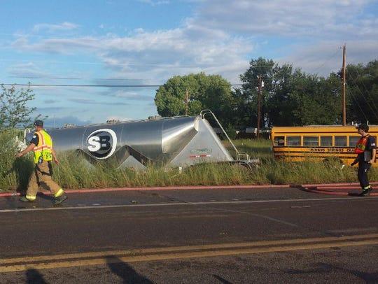 Yavapai school bus wreck ii