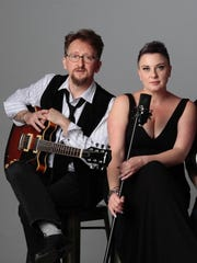 Andy Havens and Kristi Meredith will play an acoustic
