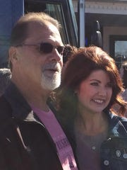 Lt. Gov. Rebecca Kleefisch poses for a photograph with