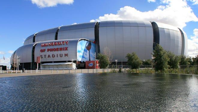 Arizona last held the Super Bowl in 2008 at University of Phoenix Stadium.