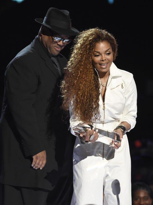 Jimmy Jam, Janet Jackson