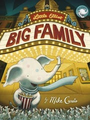 'Big Family' by Mike Curato
