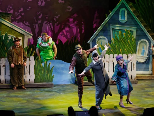 Frog and Toad image 1