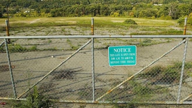 A former brownfield site in Binghamton,